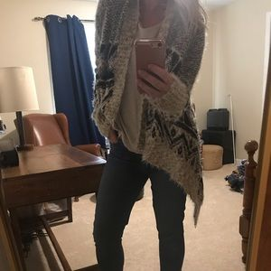 i Jeans by Buffalo multicolored cardigan
